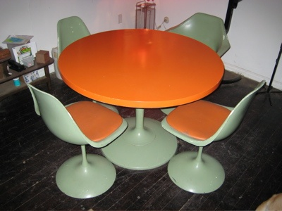 4 Piece Living Room Table Set