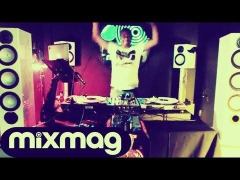 DJ Marky / mixmag lab