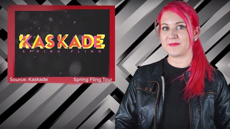 Kaskade Spring Fling Mini Tour 2017