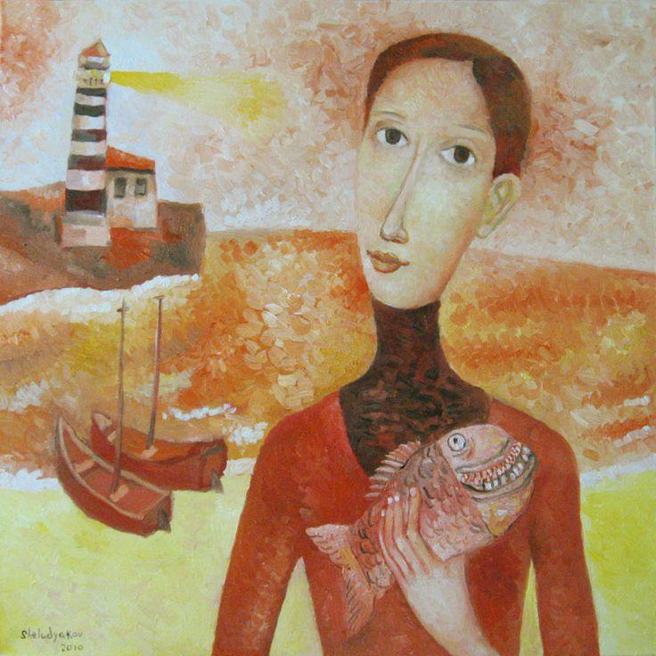 Artodyssey: Oleg Sheludyakov