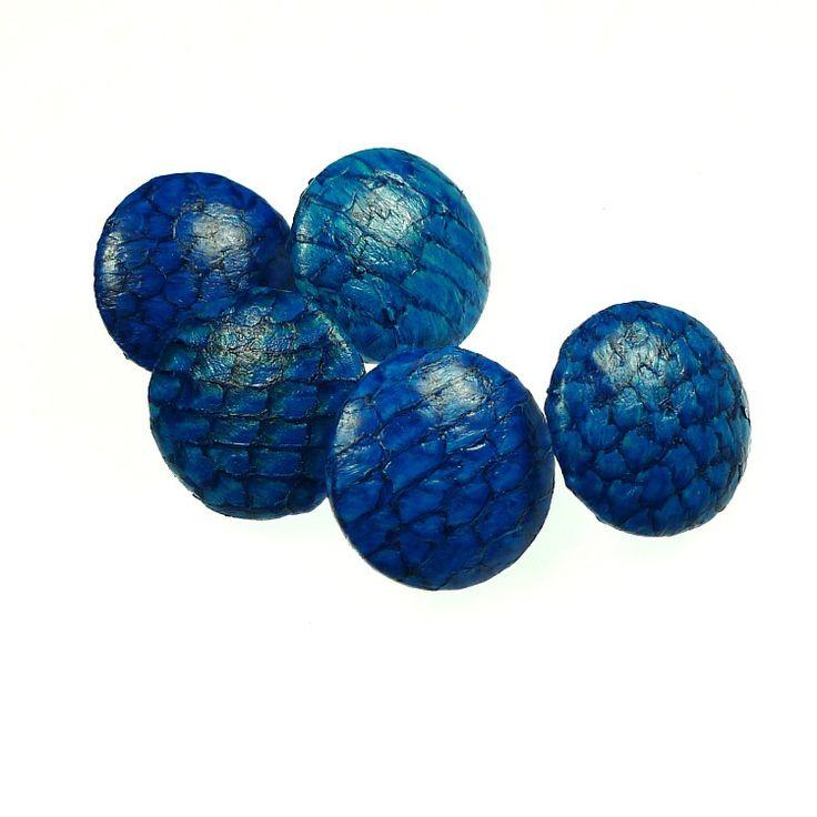 Fiskeskinnknapper 5 | Perlehusets nettbutikk knapper, perler og utstyr