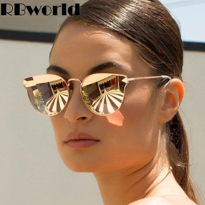 2e8600a6c5f4 New Black BROWNE Arrow Cat Eye Sunglasses Women Brand Designer Retro Sun  Glasses for Women Ladies Sunglasses oculos de sol