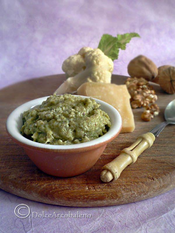 Pesto di broccoli e noci by Dolcearcobaleno