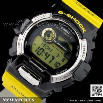 BUY Casio G-Shock Love The Sea and The Earch Solar Radio Multiband 6 Watch GWX-8901K-1JR - Buy Watches Online | CASIO NZ Watches