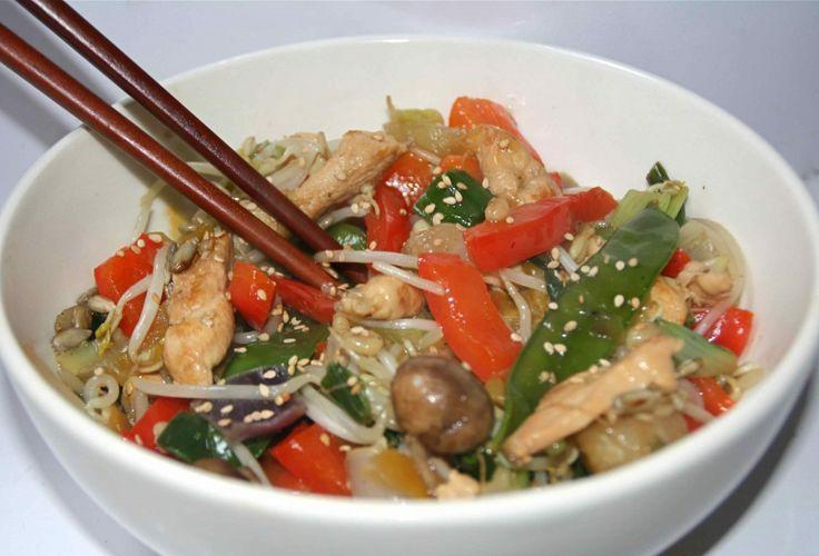 Tjap Tjoy zoals bij de Chinees, maar dan home made! | Chickslovefood.com