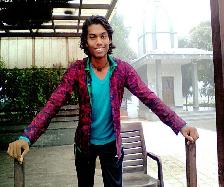 Sachin Bairagi Artist -(Bollywood Actor Dancer Singer Martial Artist) Look Be Style Shooting Before A take