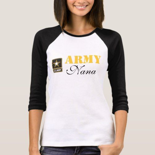 ARMY NANA SHIRT