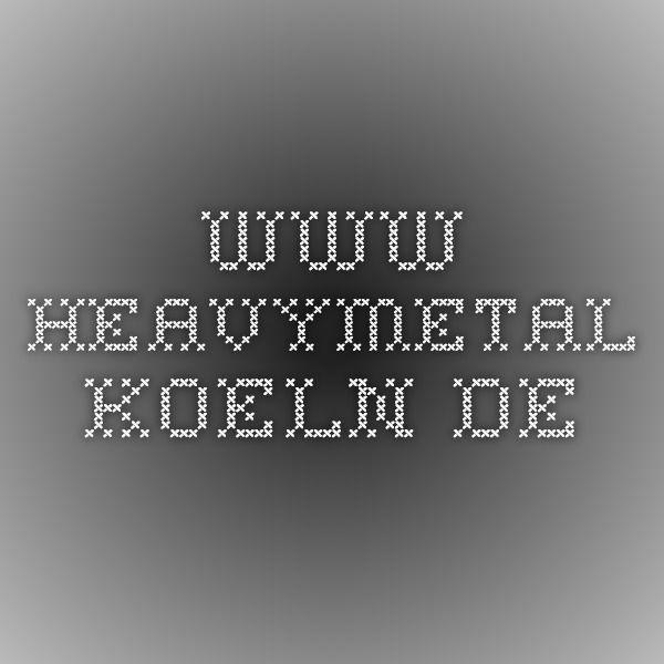 www.heavymetal-koeln.de