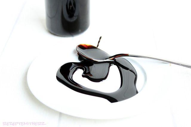 Rezepte mit Herz   ♥: Balsamico Creme - Crema di Balsamico