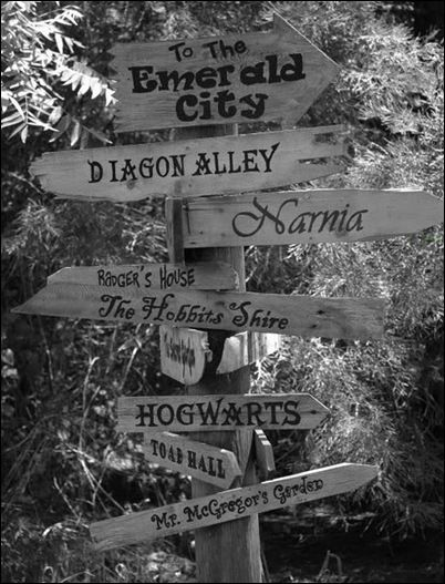 Literature takes you places.   Where do you want to go first?