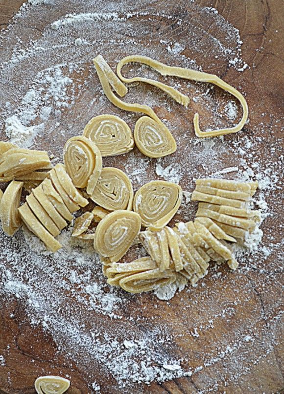 Spaghetti quadri #gryz #MagazynGRYZ