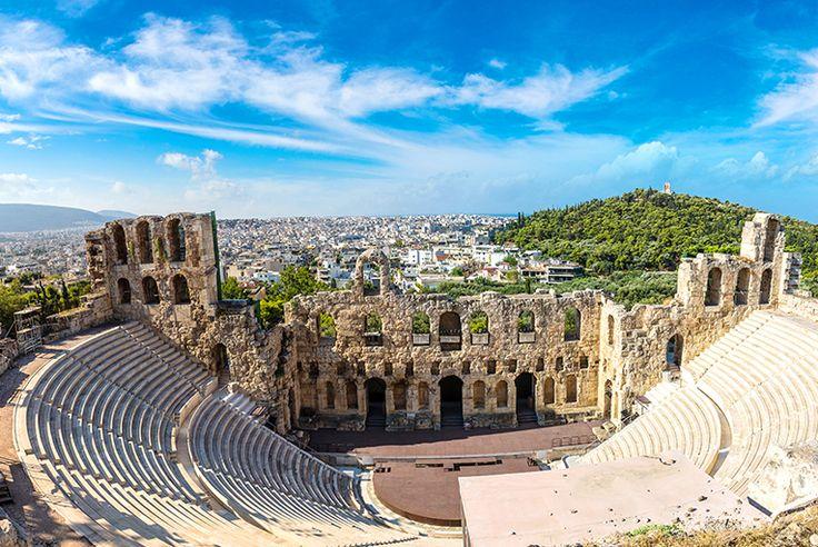 4. Aten, Grekland #aten #athen #grekland #semester #resa