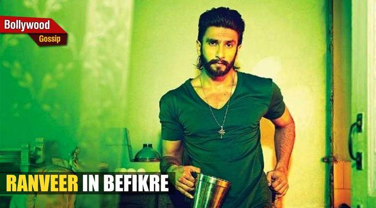 Revealed: #RanveerSingh is the leading actor in Aditya Chopra's #Befikre!