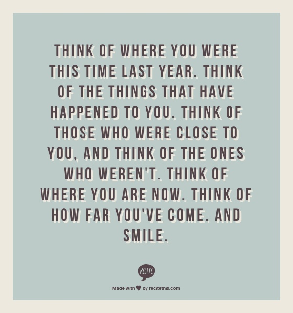 Time Capsule Quotes: 1000+ Images About New Year On Pinterest