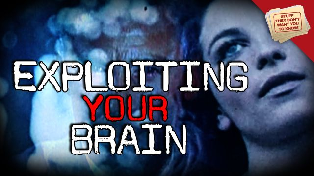 Stuff They Don't Want You to Know video: Exploiting Your Reptilian Brain for Profit