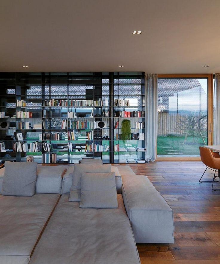 Современный дом в старом амбаре в Австрии - Дизайн интерьеров | Идеи вашего дома | Lodgers