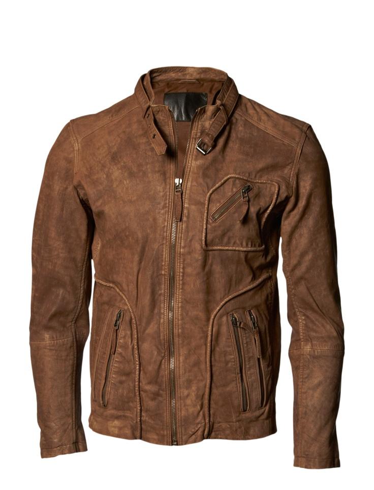 Junk de Luxe leather jacket.