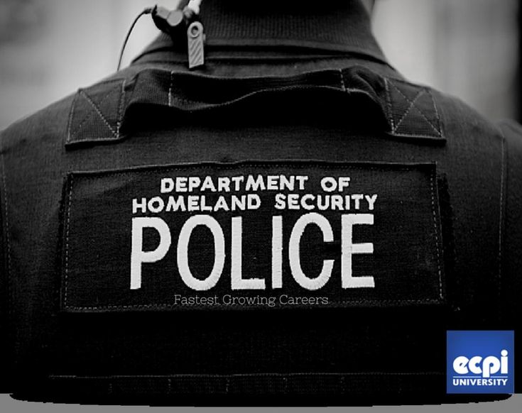 Interested In Learning More About The Fastest Growing Careers In Homeland  Security? Find This Pin And More On Criminal Justice ...