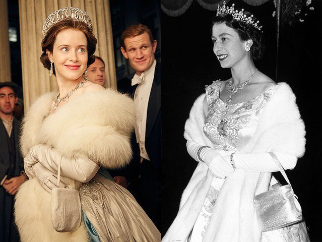 "The Regal Gowns From Netflix's ""THE CROWN"" And The Designer Behind QUEEN ELIZABETH'S Glam Wedding and Coronation Look"