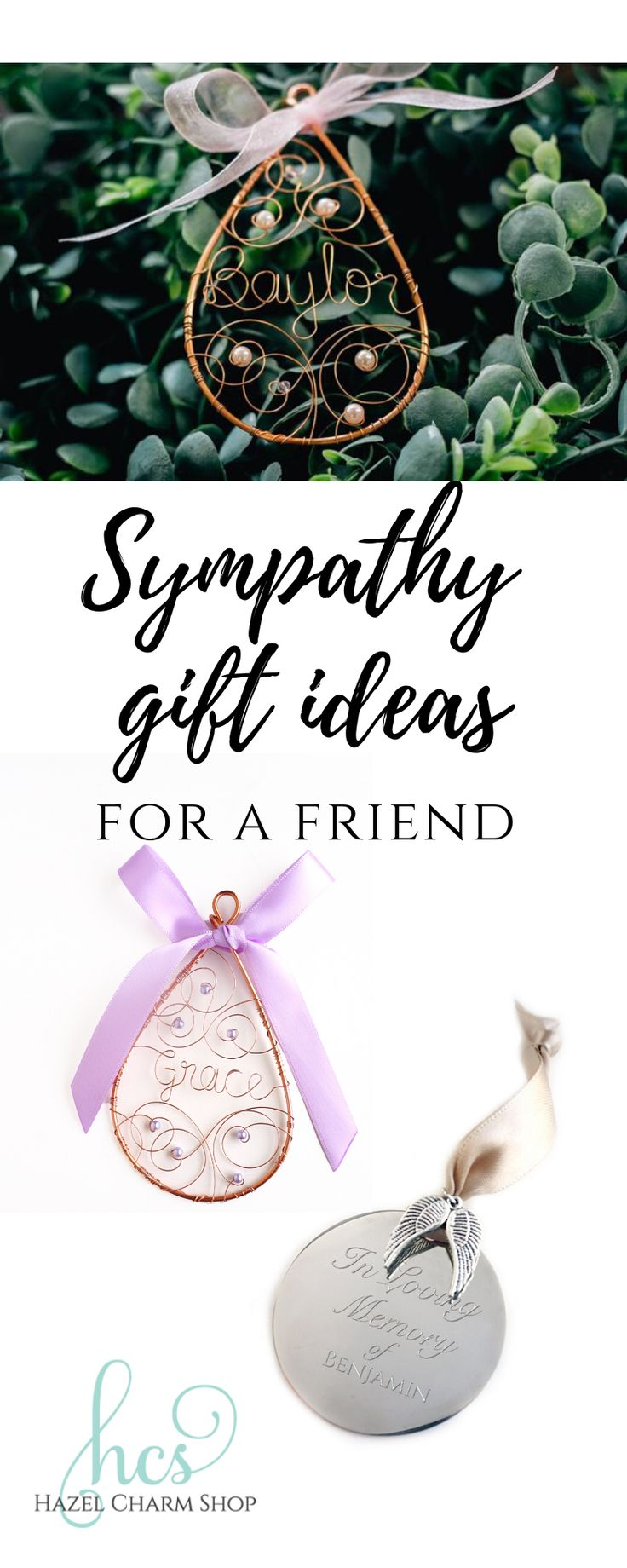 8 sympathy gift ideas for a grieving friend or loved one