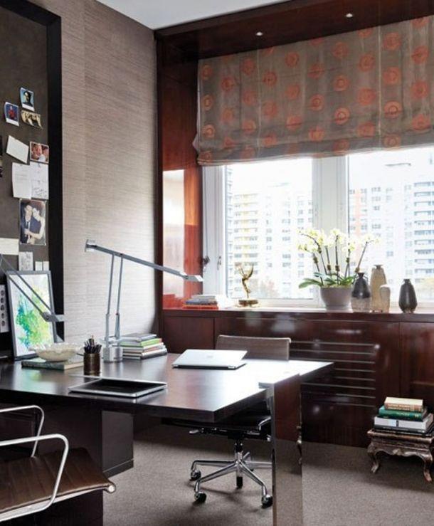 Джулианна Маргулис показала изнутри свою квартиру в Нью-Йорке / фото 2016
