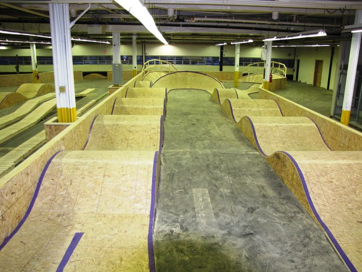 Backyard Wood Pump Track : Parks, Track and Pump on Pinterest
