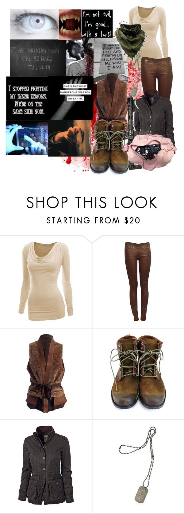 """Original character seven"" by lrdart ❤ liked on Polyvore featuring Doublju, Joveeba, DAMIR DOMA, Timberland Boot Company, Fat Face and Dsquared2"