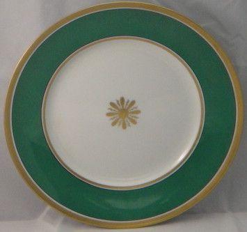 Richard Ginori Impero Green Bread u0026 Butter Plate & The 96 best Porcelana Richard ginori images on Pinterest | Dishes ...