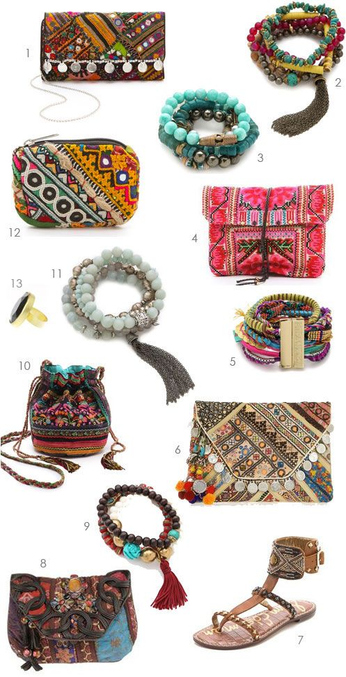 THE STYLE FILES LOVES: HIPPY CHIC