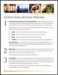 Printables Brian Tracy Goals Worksheet 1000 images about e books and guides on pinterest sales briantracy com 12 step goal setting process report download the free here