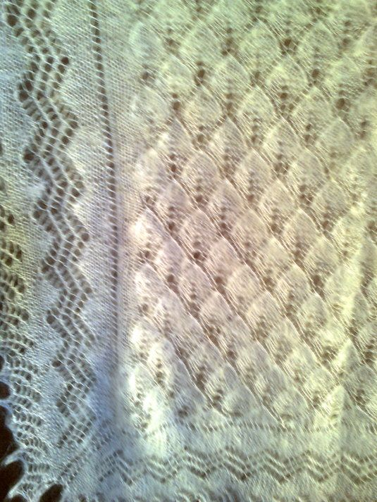 ажурный в каталоге Одежда на Uniqhand - ажурная шаль, ажурный платок, пуховый платок, пряжа пуховая