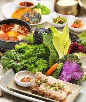 韓国料理スランジェ新大久保店料理写真