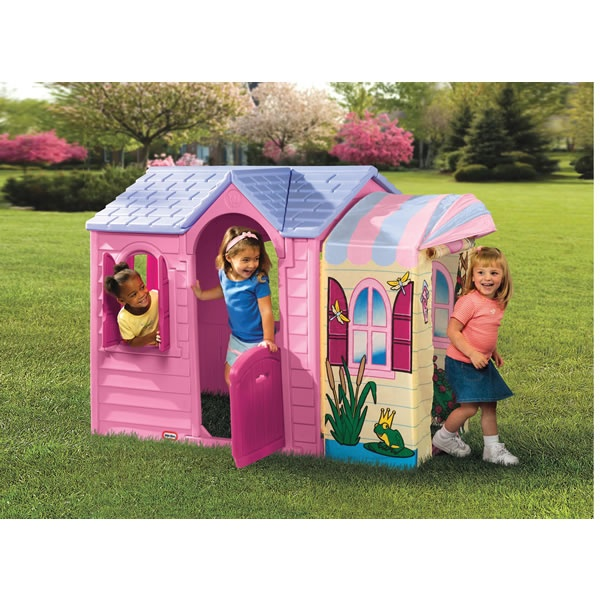 Little Tikes Princess Garden Playhouse 470U