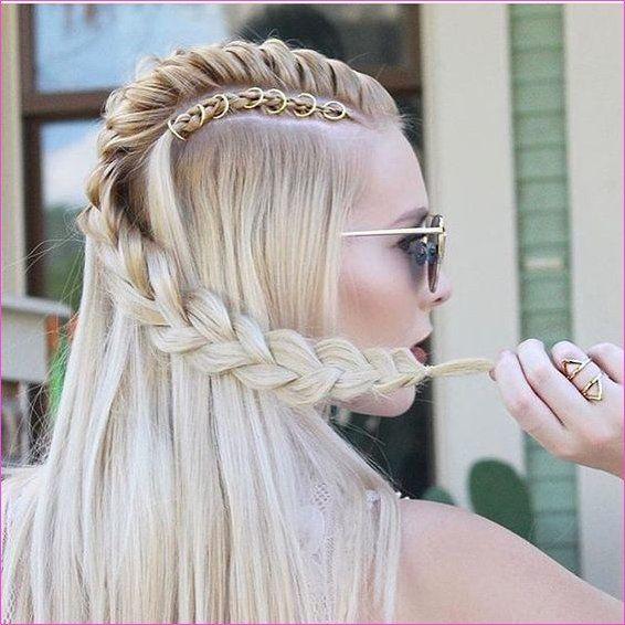 Dauerwelle haare adelajac: blonde 36 Lange