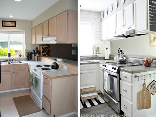 This transformation was 100 percent DIY! Find out how it was done.