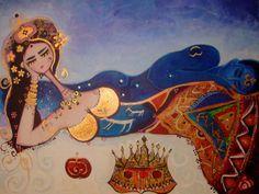 Artist : Canan Berber- Hattisoul