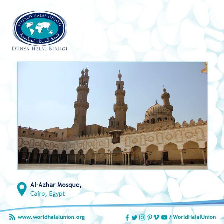 Hayırlı Cumalar / Have a blessed Friday  #WorldHalalUnion #DünyaHelalBirliği #Helal #Halal #Hallal #حلالا #할랄 #халал #халяль #Belgelendirme #Certification #Bescheinigen #Smiic #Standard #Metrology #Sertifika #Certificate #Friday #Cuma #Cairo #Kahire #Egypt #Mısır #Cami #Mosque #Ez-Ezher #Üniversite #University #Al-Azhar