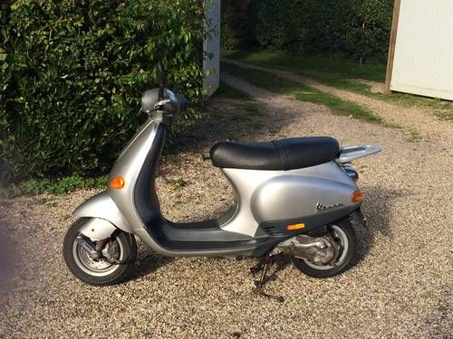 Vespa ET2 50 SOLD 2000 on Car And Classic UK [C675634]