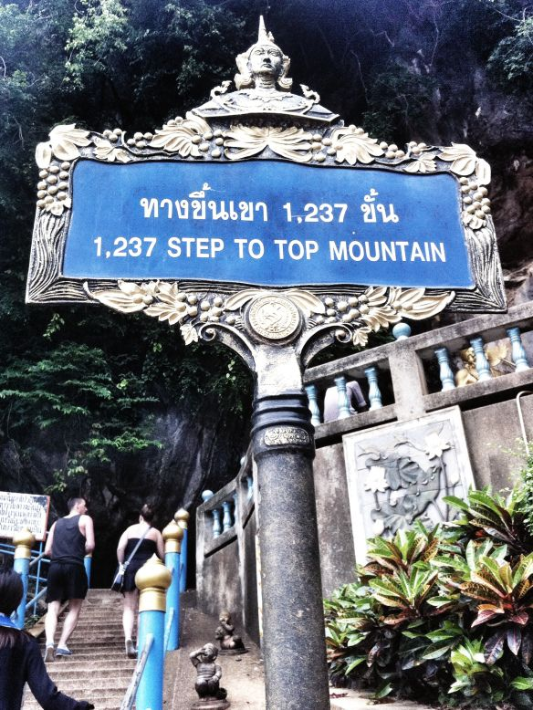 Wat Tham Sua (Tiger Cave Temple) Krabi, Thailand