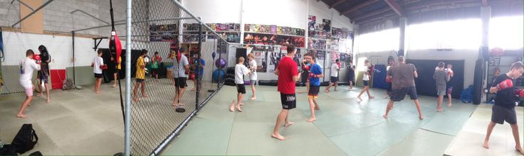 Teenagers back training at AMMA
