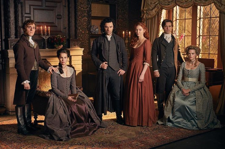 Poldark... noticing what happens in the lives of the givers and the takers... And Dr. Enys post trauma challenges. A good reflection of how difficult it is to over come the minds fearful memories.