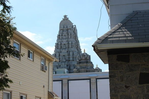 The Ganesh Temple of Queens – Queens, New York - Gastro Obscura
