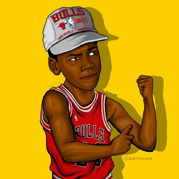 Kid NBA Stars Illustrated Series