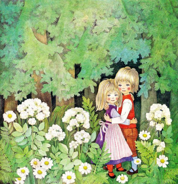 Felicitas Kuhn - Hänsel und Gretel
