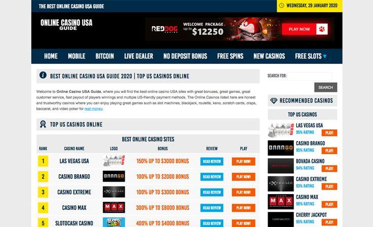 Usa Online Casino Directory