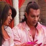 Karan Singh Grover, Jennifer on Holi special STAR PLUS at 12:30