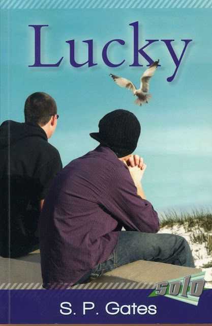 "2009 ""Lucky"" published by Barrington Stoke (teenage ""reluctant reader"")"