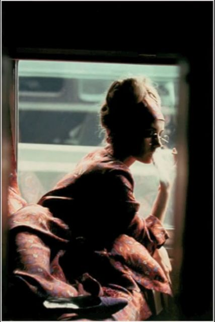 By Saul Leiter. American photographer.