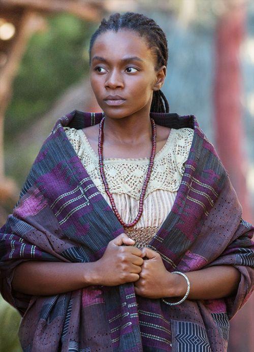 Madi - Zethu Dlomo in Black Sails Season 3 (TV series).