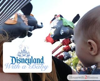Disneyland with an infant